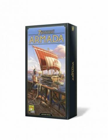 7 Wonders: Armada (Nueva...
