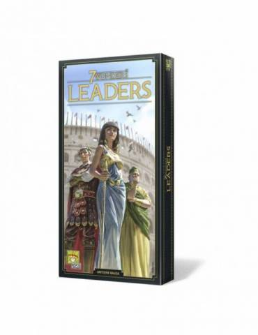 7 Wonders: Leaders (Nueva...