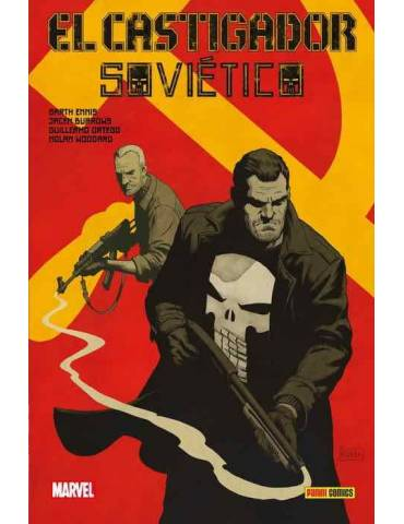 El Castigador: Soviético