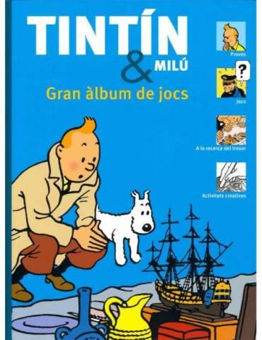 Tintin i Milu. Gran Album de Jocs