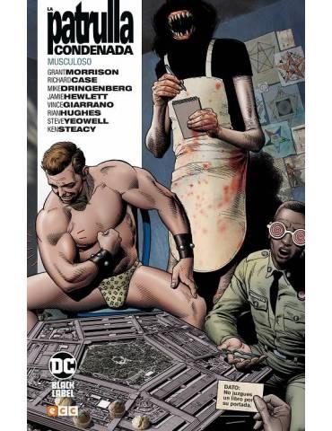 La Patrulla Condenada vol. 03 de 4 (Biblioteca Grant Morrison)