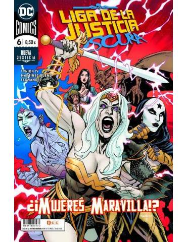 Liga de la Justicia Oscura vol. 2 núm. 06