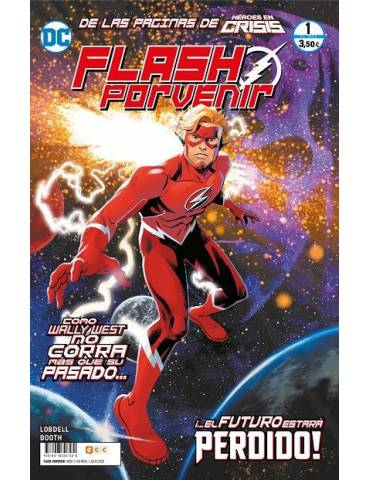 Flash: Porvenir núm. 1 de 3
