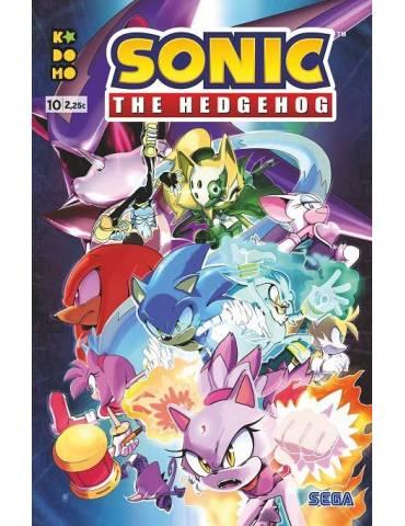 Sonic The Hedgehog núm. 10