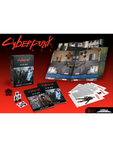 Cyberpunk Red: Kit de Inicio (Físico)