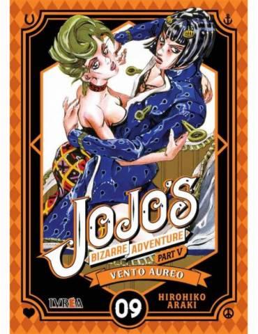 Jojo's Bizarre Adventure Parte 5: Vento Aureo 09