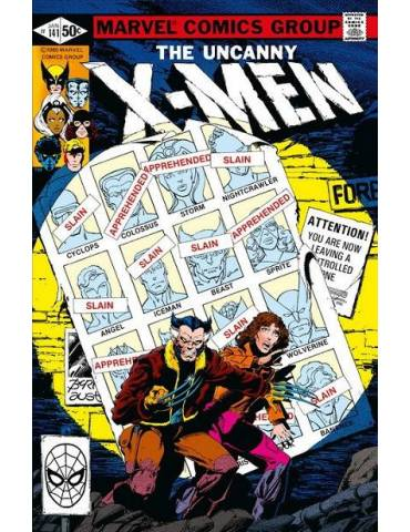 Marvel Facsímil 18. The Uncanny X-Men 141