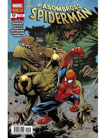El Asombroso Spiderman 166