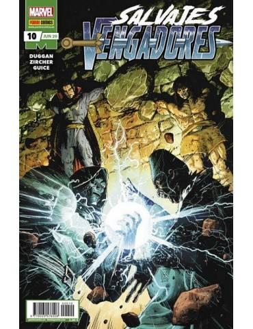 Salvajes Vengadores 10