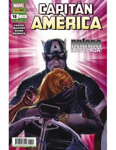 Capitán América 15