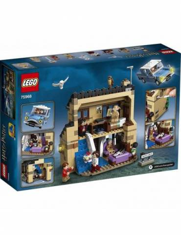 Lego Harry Potter: Número 4...