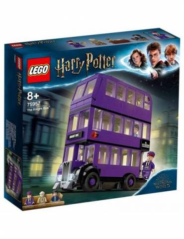 Lego Harry Potter: Autobús...