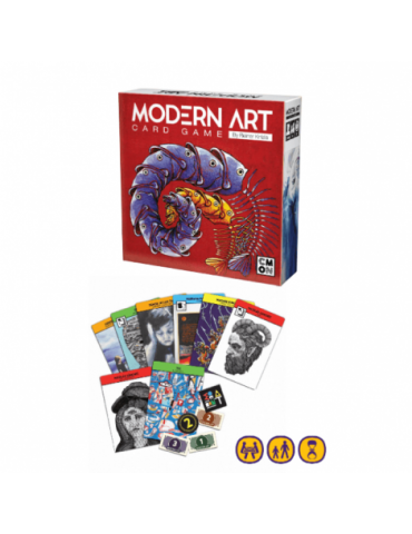 Modern Art Card Game