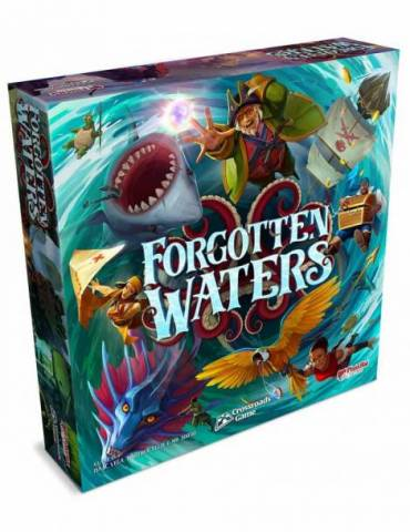 Forgotten Waters (Inglés)
