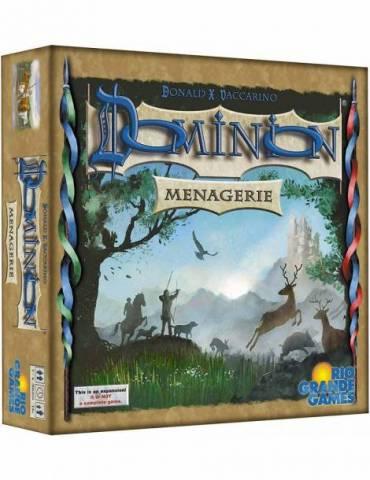 Dominion: Menagerie (Inglés)