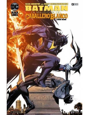 Batman: La maldición del Caballero Blanco núm. 08 de 8