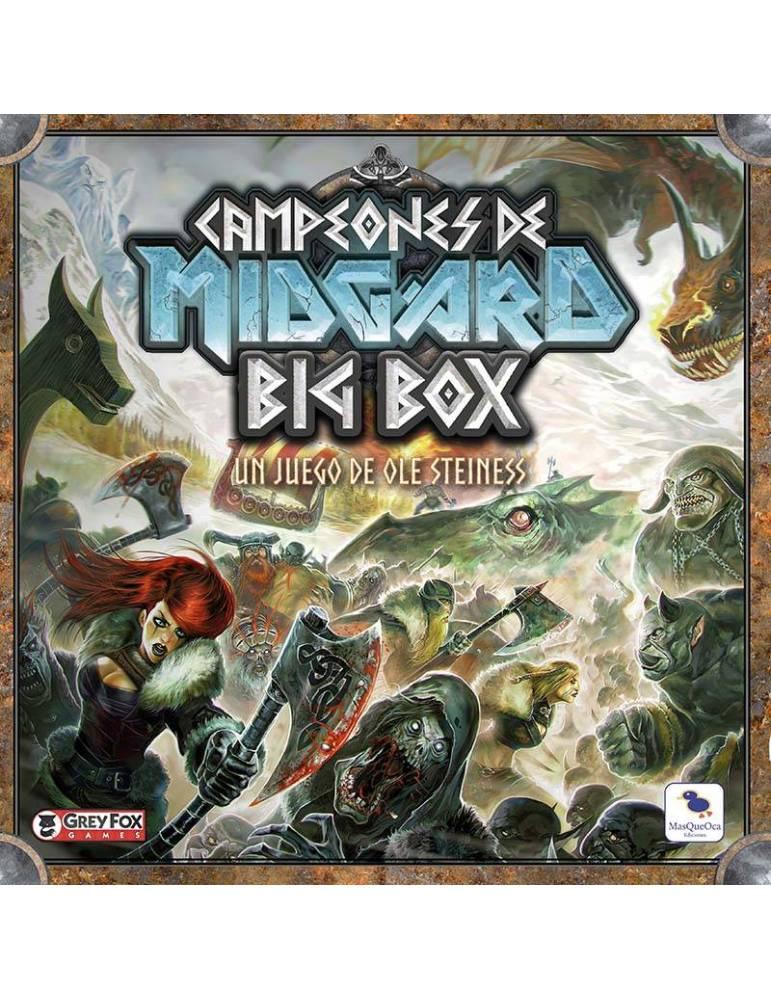 Campeones de Midgard (Big Box)
