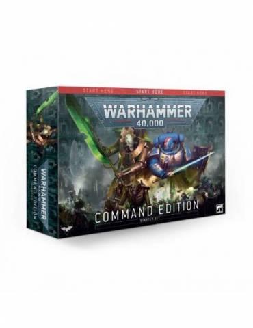 Warhammer 40,000: Edición...