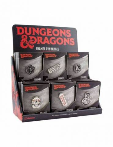Chapa Lenticular Dungeons & Dragons: D20