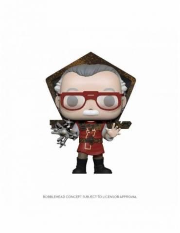 Figura POP Icons: Stan Lee...