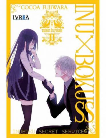 Inu X Boku SS 11 (Comic) (Ultimo Numero)