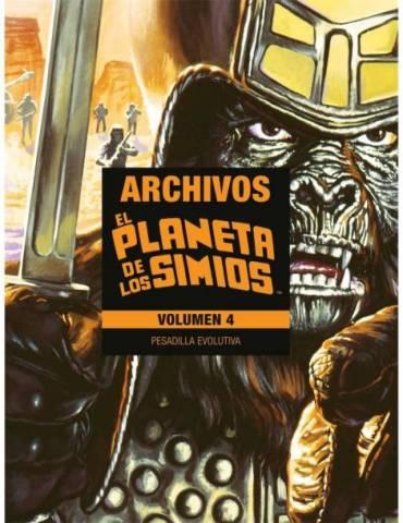 El Planeta de los Simios. Archivos 04 (Limited Edition)