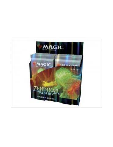 Magic: The Gathering - Zendikar Rising: Collector Booster (Sobre de 15 cartas) (Inglés)