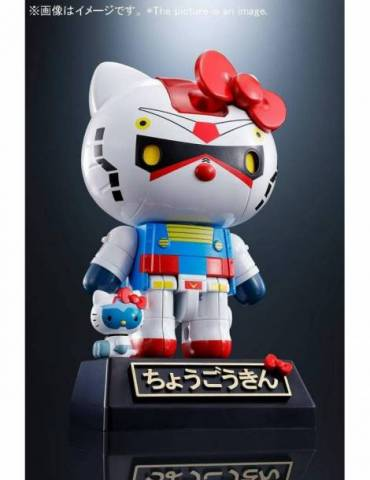 Figura Hello Kitty...