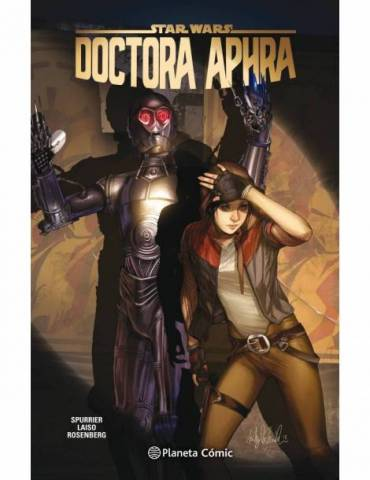 Star Wars Doctora Aphra Nº 05/07