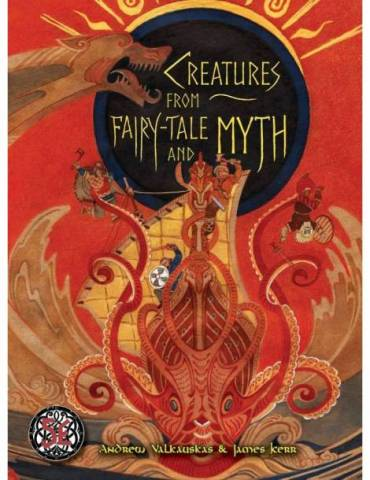Creatures from Fairy-Tale...