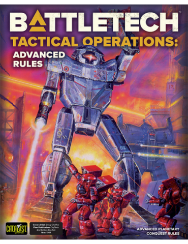 BattleTech Tactical...