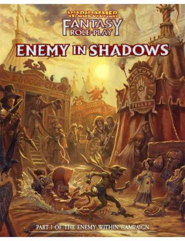 Warhammer Fantasy Roleplay:...