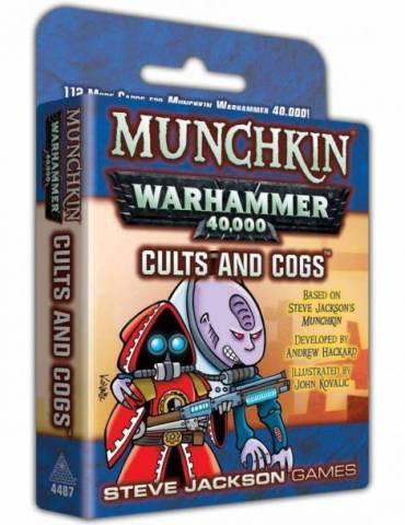 Munchkin Warhammer 40,000:...