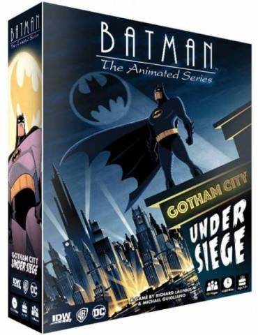 Batman: The Animated Series...