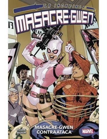 La Increible Masacre-Gwen