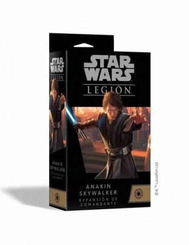 Star Wars: Legión - Anakin Skywalker Expansión de Comandante