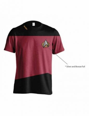 Camiseta Star Trek:...