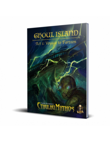 Ghoul Island Act 1: Voyage...