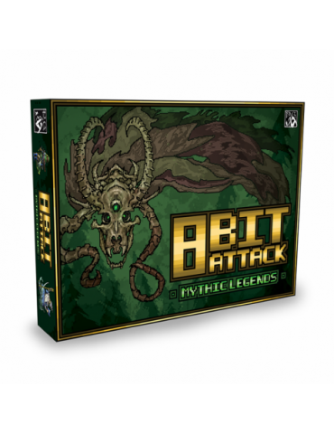 8-Bit Attack: Mythic Legends
