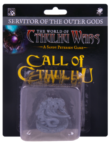 Servitor of the Outer Gods...
