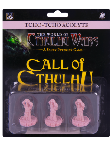 Tcho-Tcho Acolyte Blister Pack