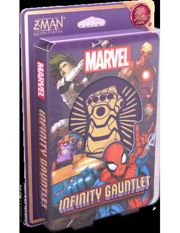Infinity Gauntlet: A Love...