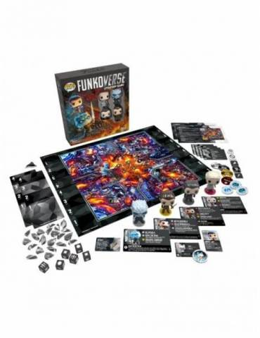 Funkoverse Strategy Game -...
