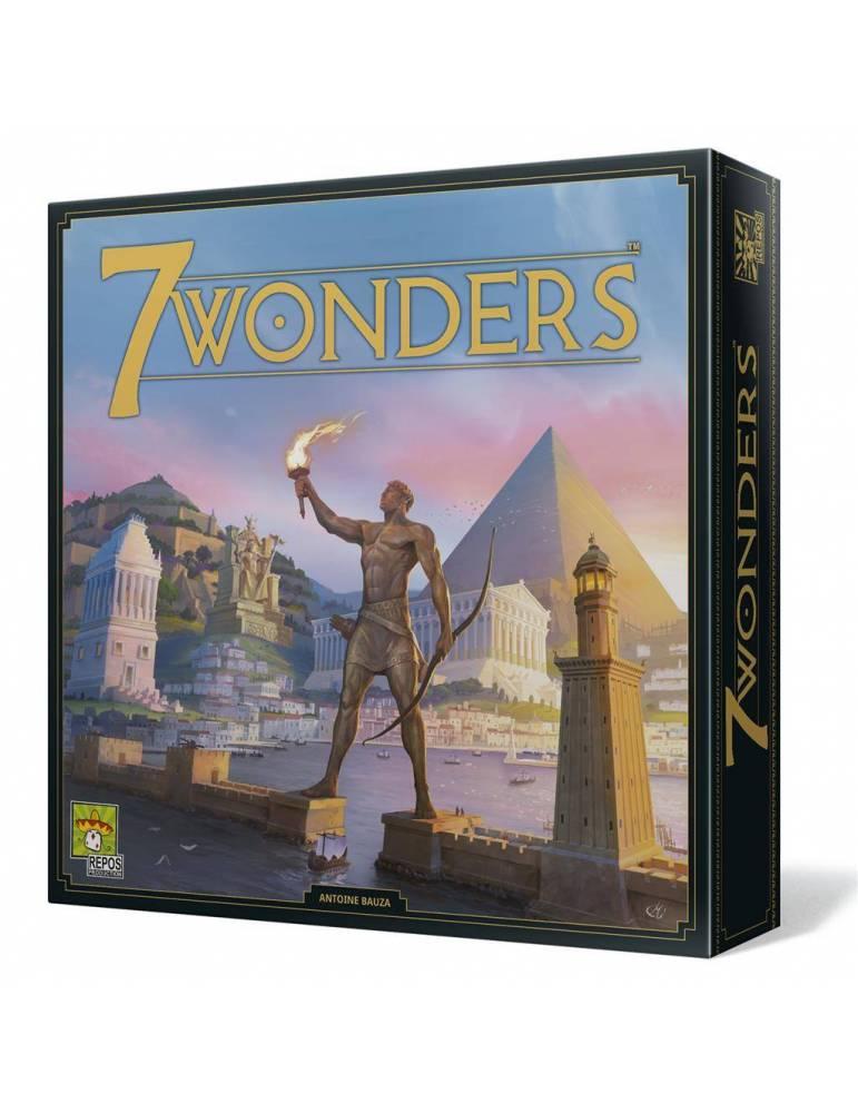 7 Wonders (Segunda Edición)
