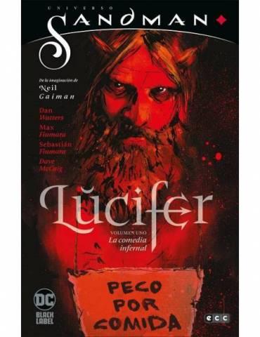 Universo Sandman - Lucifer vol. 1: La comedia infernal (Segunda edición)