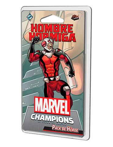 Marvel Champions: Hombre...