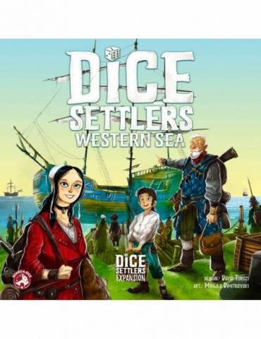 Dice Settlers: Western Sea...
