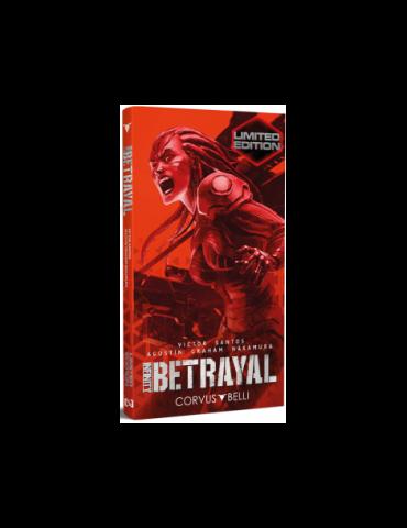 Infinity: Betrayal Novela...