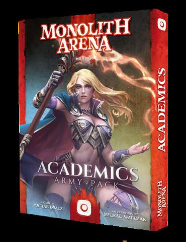 Monolith Arena Academics...