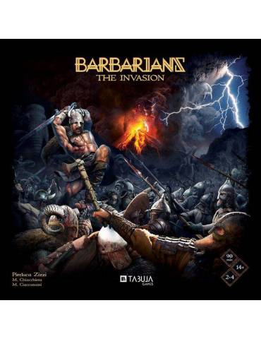 Barbarians: The Invasion...